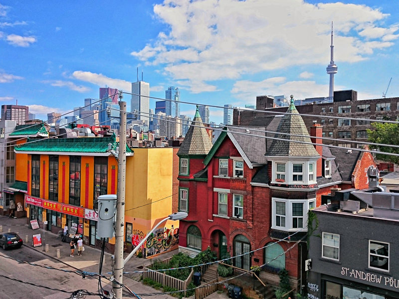 Kensington Market Neighbourhood Photo