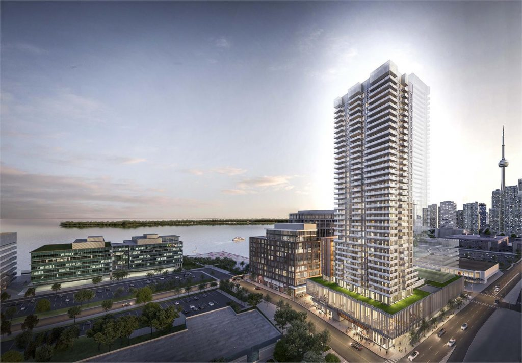 Downtown Core Waterfront - 20 Richardson St