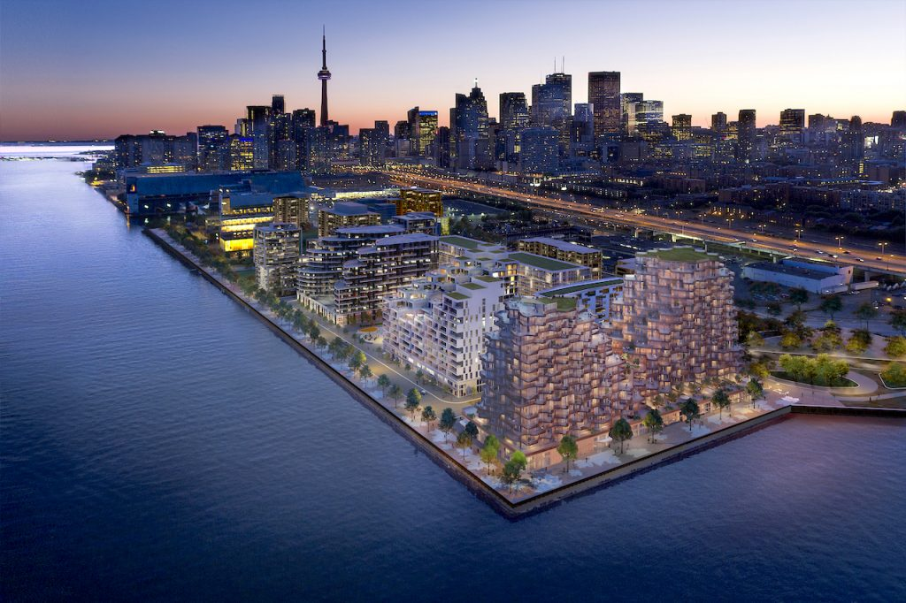 Downtown Core Waterfront - 333 Lake Shore Blvd E