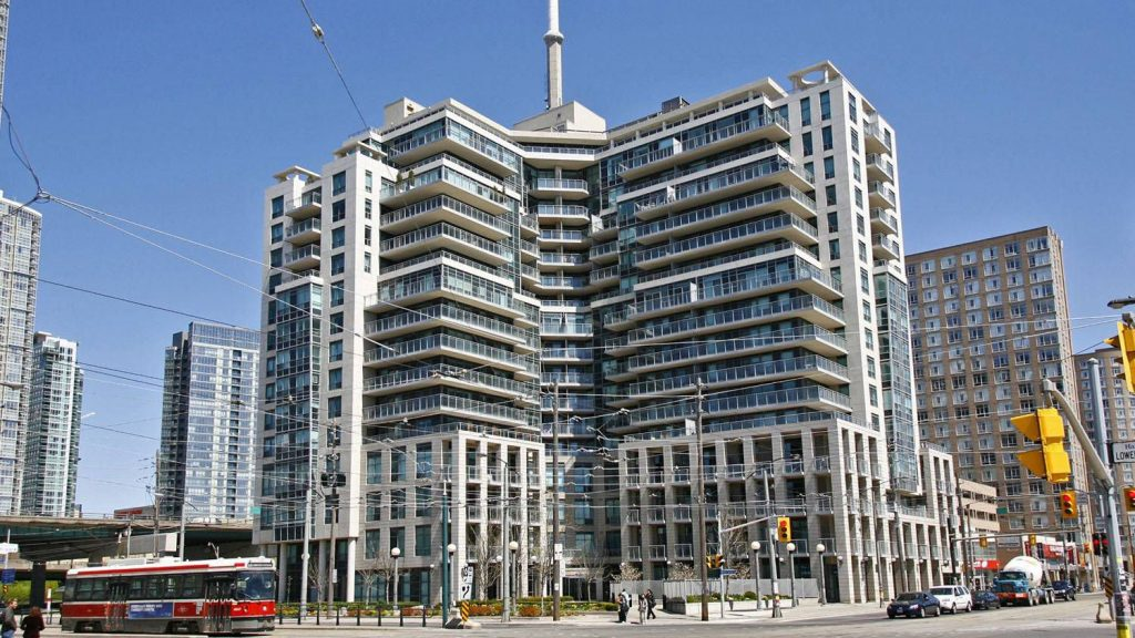 Downtown Core Waterfront - 410 Queens Quay W