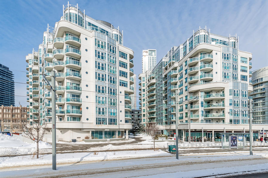 Downtown Core Waterfront - 600 Queens Quay W
