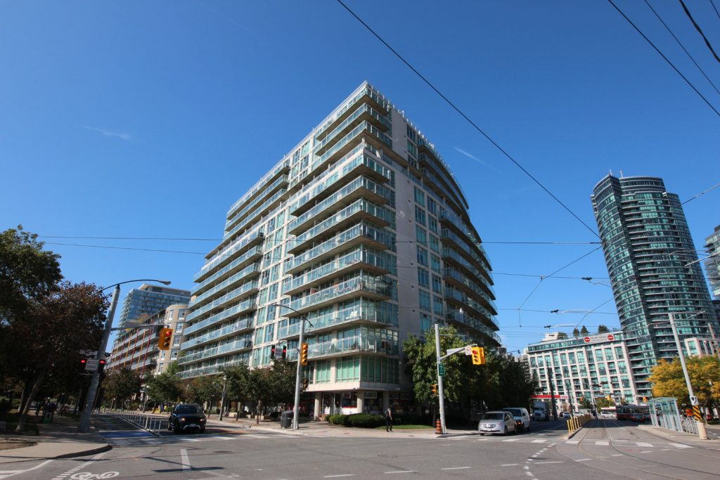 Downtown Core Waterfront - 650 Queens Quay W