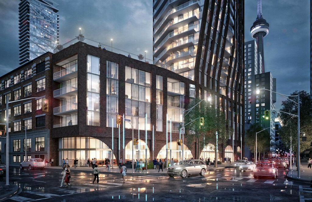 King West - 283 Adelaide St W