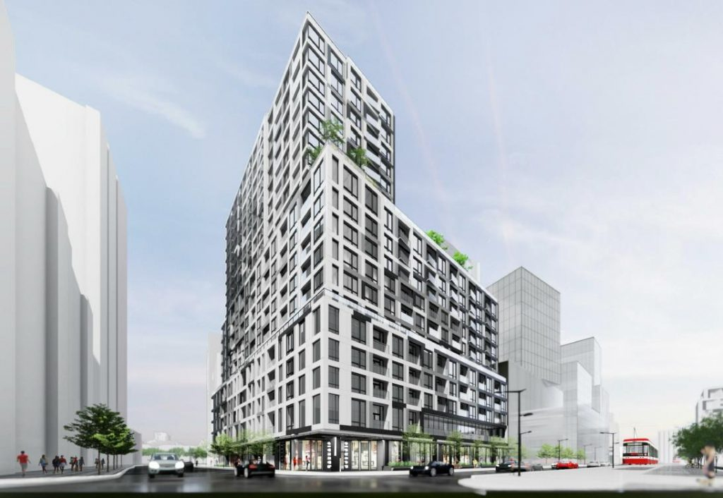 Downtown Core Waterfront - 162 Queens Quay E