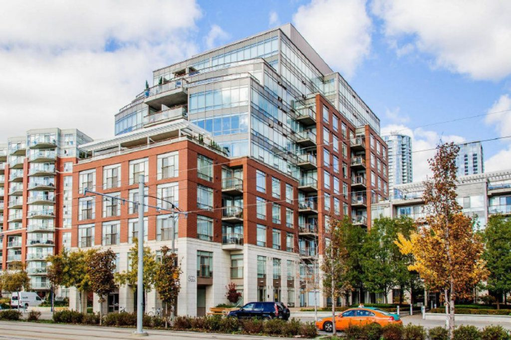 Downtown Core Waterfront - 500 Queens Quay W